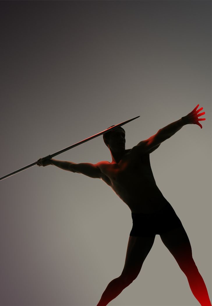 Project: Olympian Design & Art Direction: Gary Swindell Photographer: Pål Laukli