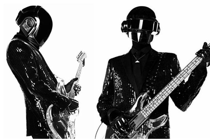 Daft Punk music making robots retrieved from http://www ...