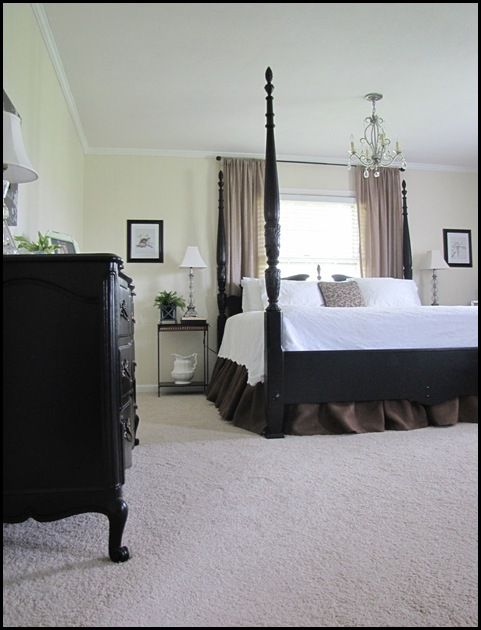 Before And After Pictures Of My Master Bedroom