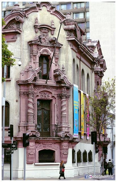 Miraflores - Santiago, Chile