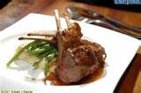 Image detail for -rack of lamb by The Pump Room