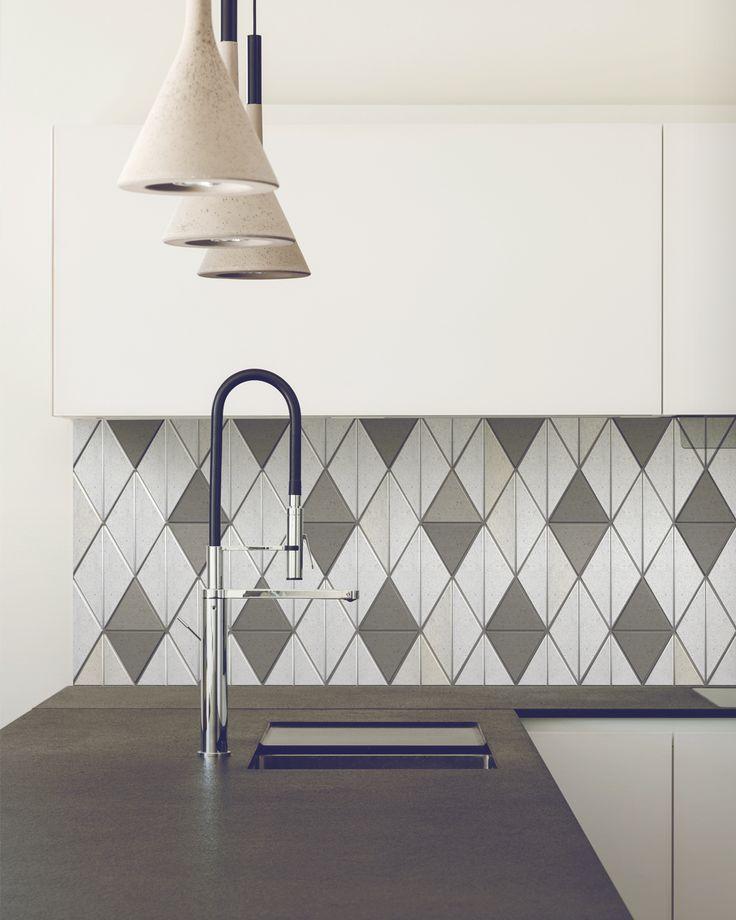 Kitchen, Edge Collection, Diamond