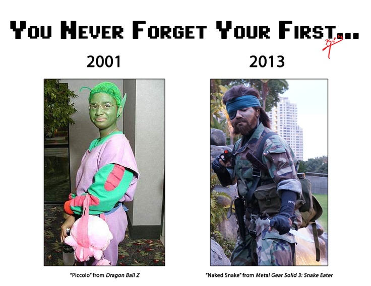 Then And Now Cosplay Meme By Kdthompson Deviantart Com