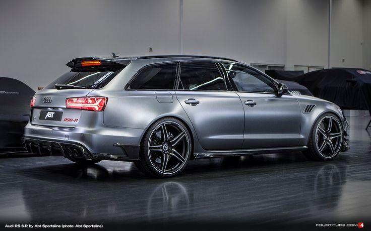 Audi RS 6-R Avant by Abt Sportsline