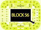 #Ticket  Tickets Karten BVB Borussia Dortmund Mönchengladbach Gladbach UNTERRANG Block 56 #deutschland