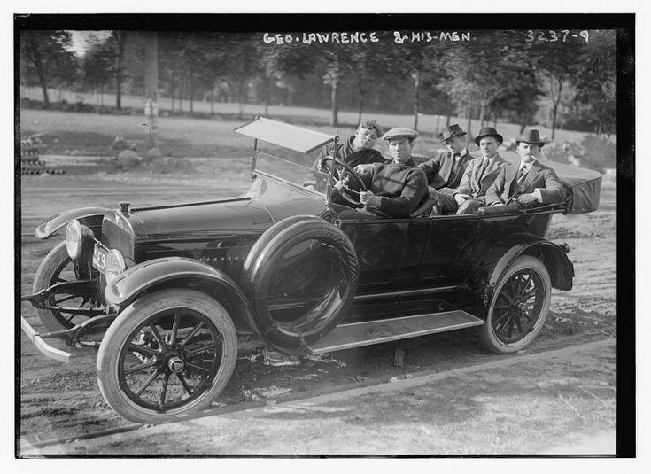 """""""Гео. Лоренс и его мужчины"""". «Hudson vehicles» - Разное>Ретро автомобили - ЭтоРетро.ru - старые фото городов"""