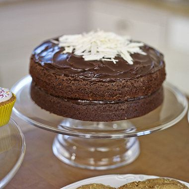 Mary Berry's Very Best Chocolate Cake recipe - From Lakeland