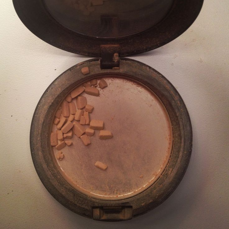 How to fix broken makeup - Pinterest WIN!