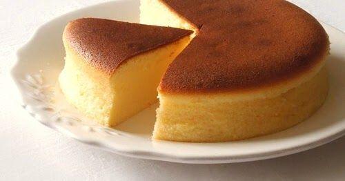 Ritroviamoci in Cucina: Japanese Cotton Cheesecake