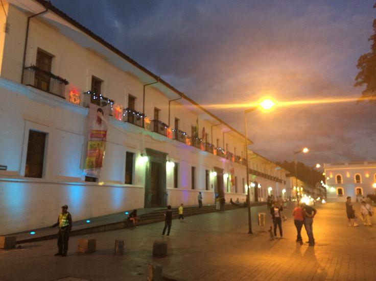 Plaza popayan