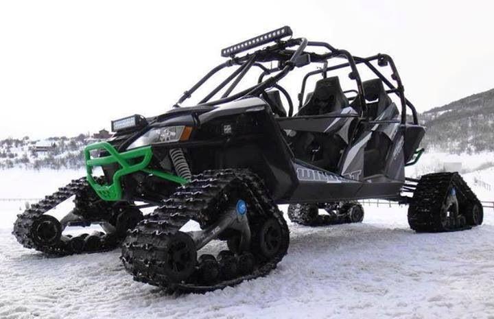 Articcat Wildcat On Tracks Big Boy Toys Pinterest Track
