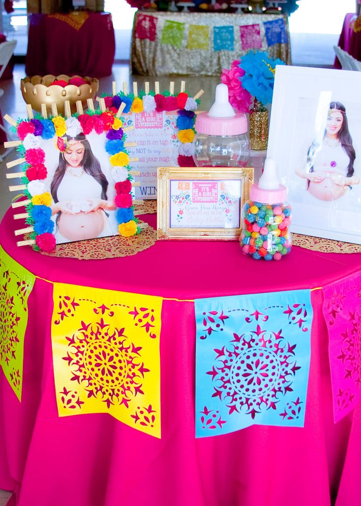 baby showers mexican baby showers fiesta baby showers themed baby