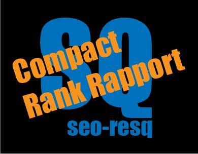 Compact SEO Rank Rapport door seo-resq.