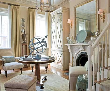Decorating With Maps, Globes, And Other Navigational Elements