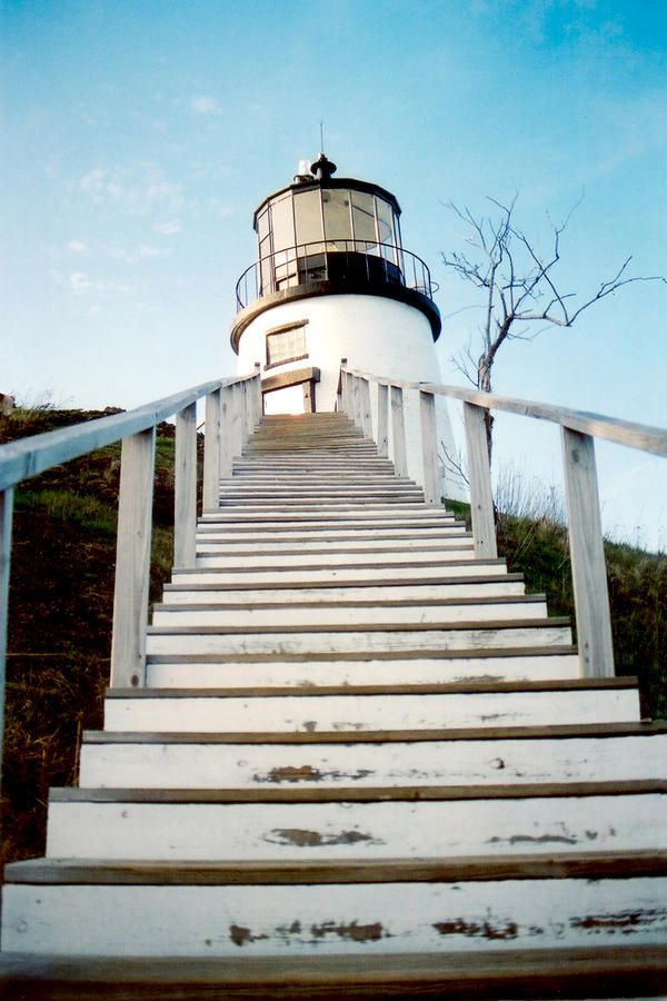 Owl's Head Light in Rockland, Maine