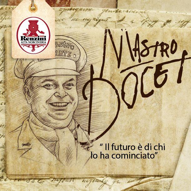 """""""Il futuro è di chi lo ha cominciato"""" #renzini #mastrodante"""