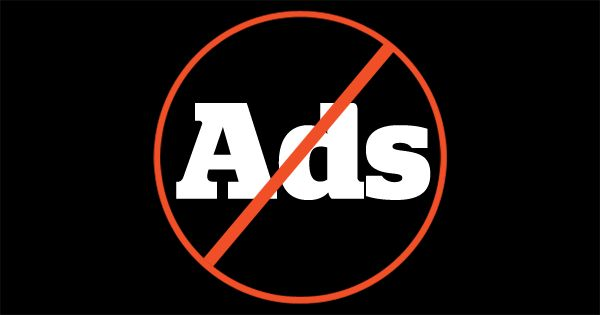Disrupting the media industry is easy. Not long ago, I moused over to AdBlockPlus.org, clicked on a green button that said,
