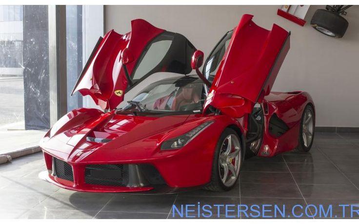 Satılık Ferrari Laferrari