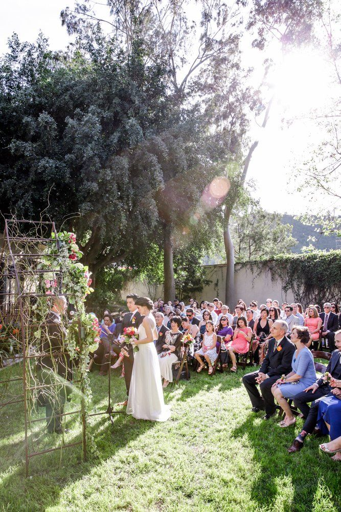 15 Best Los Angeles River Center And Gardens Weddings Images On Pinterest Backyard Weddings