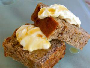 Coconut, banana, feijoa and ginger loaf | Vanessa Baxter