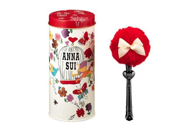 アナ スイからボディに煌めきを与える限定パウダーが発売。