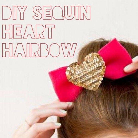 58 Ways to Make DIY Belts & Hair Bows - Tip Junkie