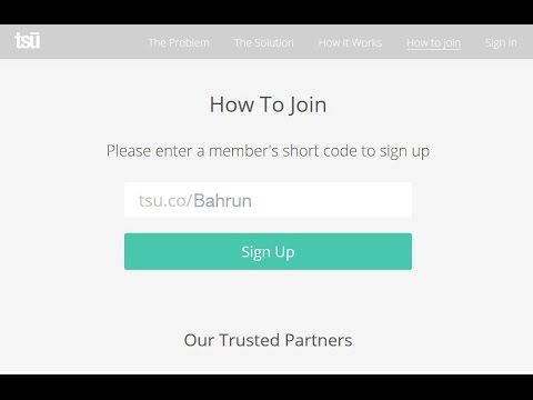 Tips and trik How to get more money faster on TSU. This new social network will pay you for your party pictures, Add friends, following and anything you do in  social media you ever have. pplease join free here  https://www.tsu.co/Bahrun