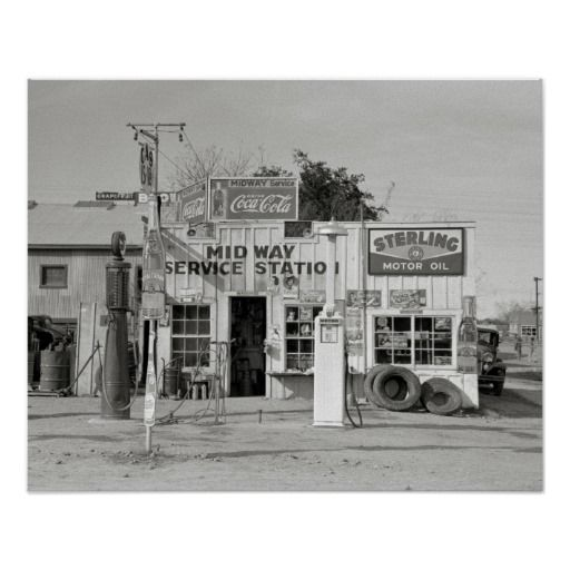17 best images about old gas stations on pinterest for Mercedes garage 93