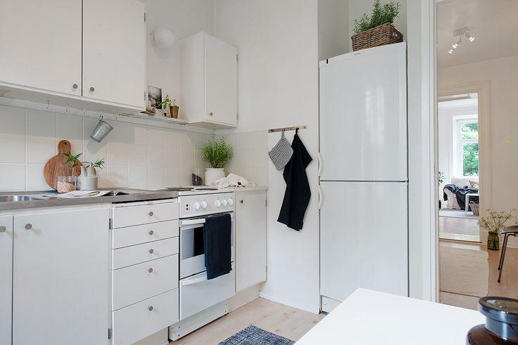 Alvhem - Kitchen styling