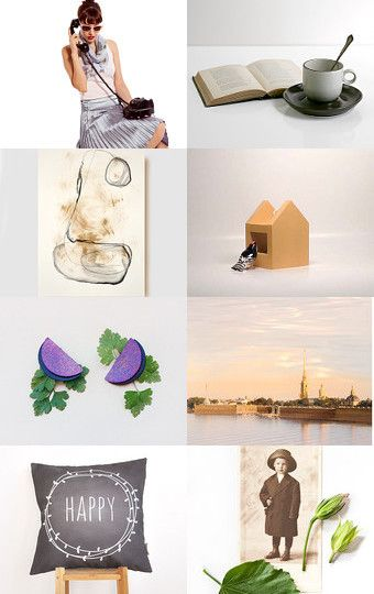 Sunday morning by francesca mosmea on Etsy-- #rockteam