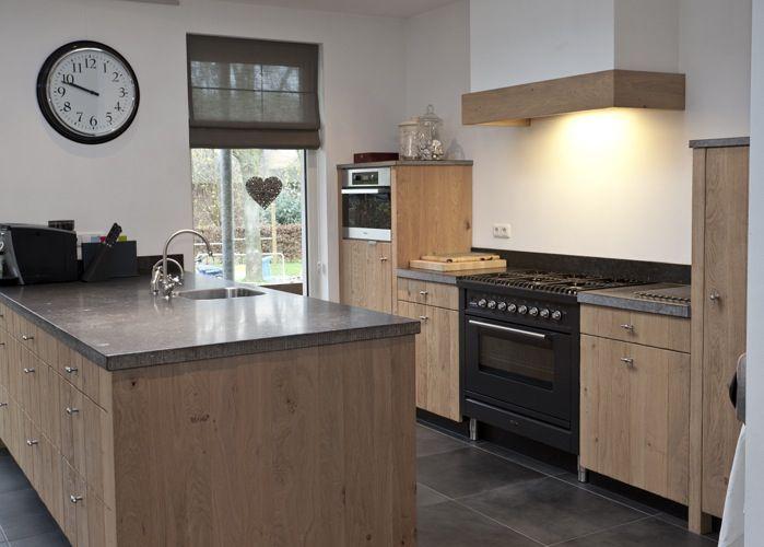 mooie nieuwe keuken