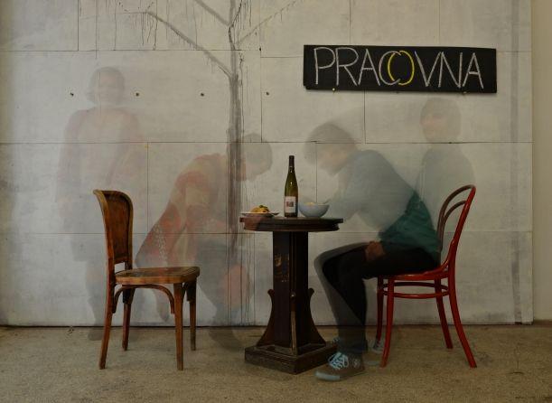 Kavárna Pracovna - Vlkova 36, Praha 3 – Žižkov