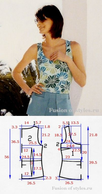 La camiseta de punto | la FUSIÓN de los ESTILOS // Taika