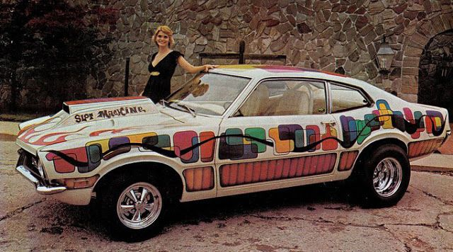 70s Street Freak Cars | Loud Paint, Loud Mufflers, and as wild as the decade they came from