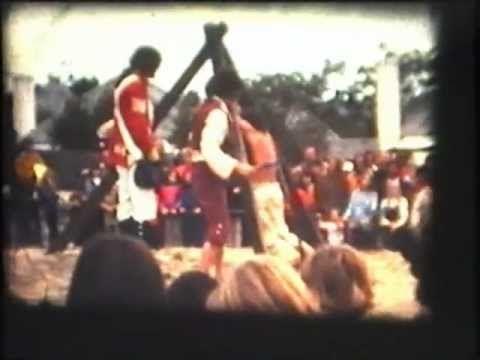 Old Sydney Town 1977 Super 8 footage
