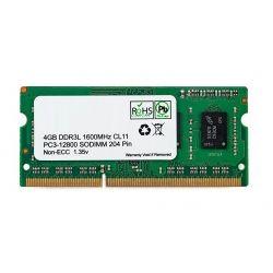 4GB (4GB x1) DDR3L 1600Mhz Non ECC Memory RAM SODIMM