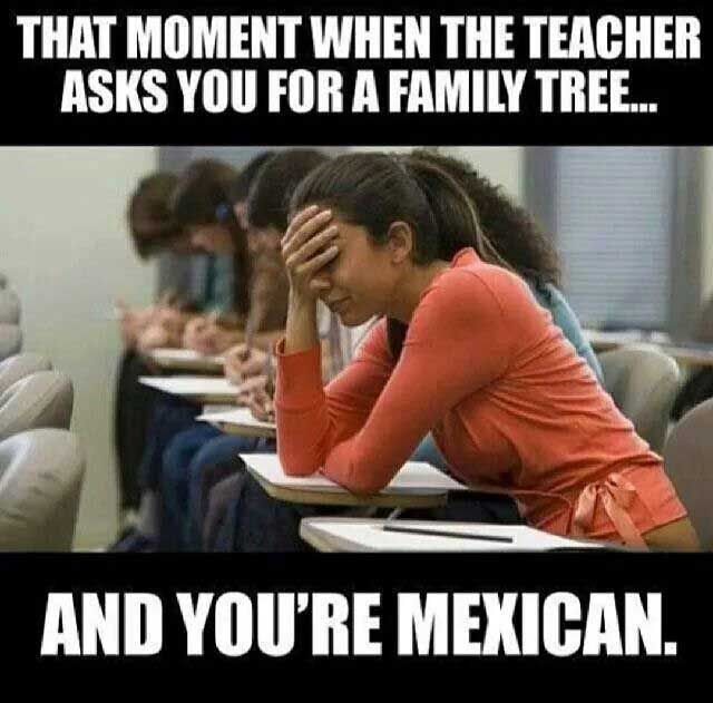 here is a selection of our favorite funny racist Mexican jokes, and pun, Racist jokes mexican funny,  Racist Mexican People Jokes That Are Funny, racist mexican jokes of the day