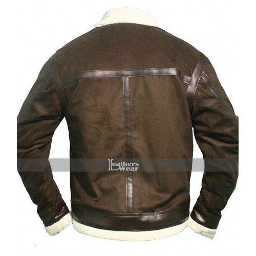 Power 50 Cent Brown Fur Jacket