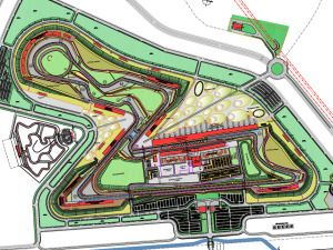 Indian GP Circuit