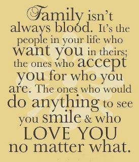 My Family: Adoption Quotes