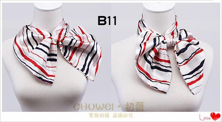 Женская мода Разнообразие магия шелковый шарф рабочая одежда носить шарф леди отель банковский офис работа шелковый шарф атласный шарф купить на AliExpress