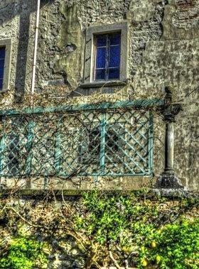 The Blue Window