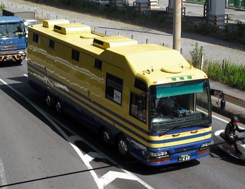 馬匹運搬車 LV7GALA mask CYJ?(Horse Truck)