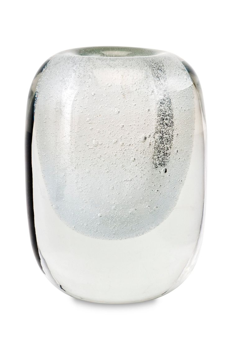 ** Timo Sarpaneva 1926-2006 A GLASS SCULPTURE. Sign. Timo Sarpaneva, Iittala 1984.
