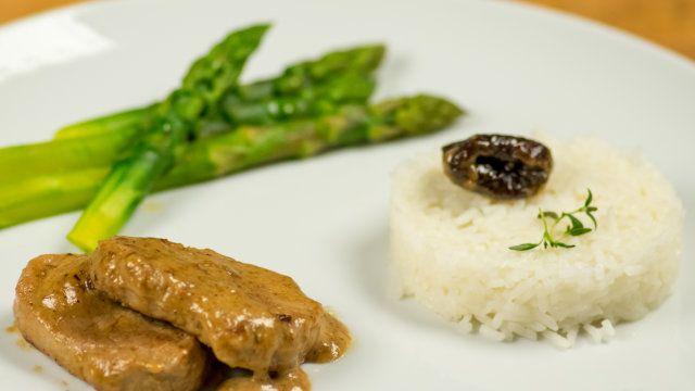 Amelia Gardaś: Polędwiczka wieprzowa w sosie śliwkowym