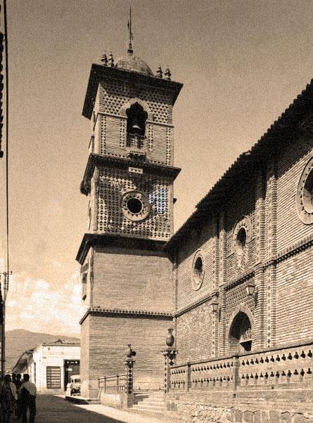 Torre Múdejar, Iglesia de San Francisco. http://jrstockimages.com/