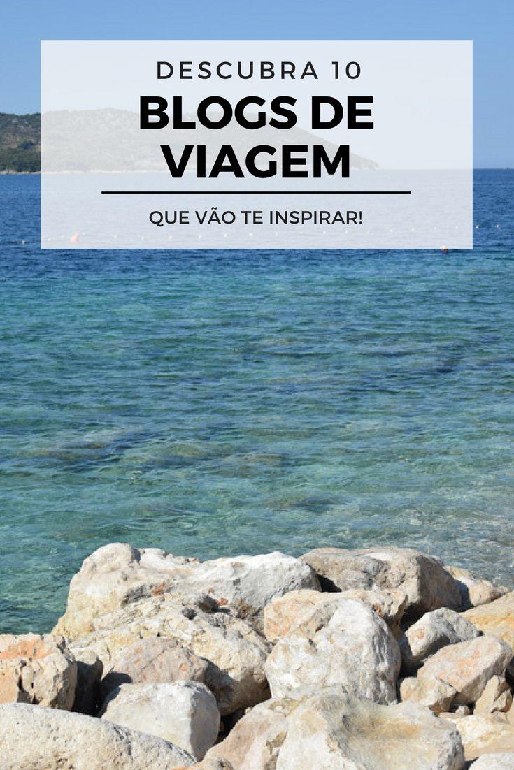 Descubra nesse post 10 blogs de viagem que vão te inspirar a fazer as malas e partir para sua próxima aventura! http://www.viagememdetalhes.com.br/conhecam-10-blogs-de-viagem-inspiradores/