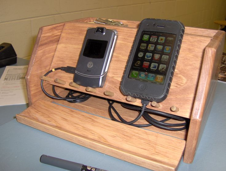 17 best images about charging stations on pinterest Diy cell phone charging station