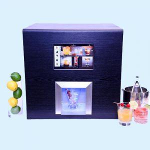 Monsieur - Teknologi Robot Terbaru Sebagai Bartender Pembuat Minuman