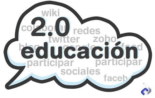 Una educación 2.0 toma en consideración las nuevas tecnologías de la información y comunicación en el proceso de enseñanza-aprendizaje, en esta educación el docente utiliza las herramientas tecnológicas como un apoyo al proceso educativo, a la vez que el estudiantado aprende y se motiva.